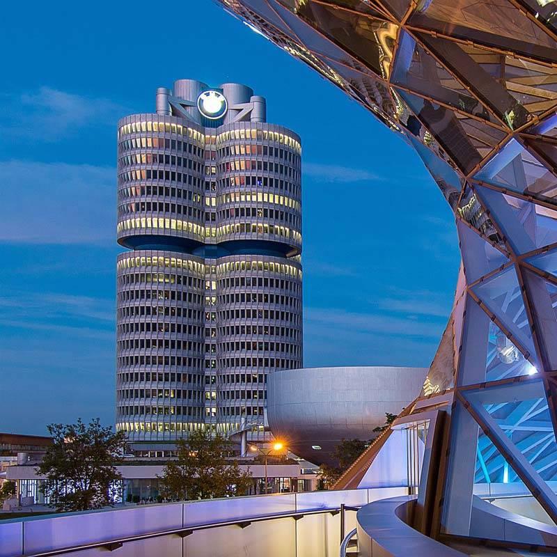 BMW Group Frachtkostensimulation